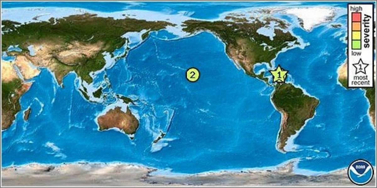 Cables submarinos de internet servirían para detectar tsunamis
