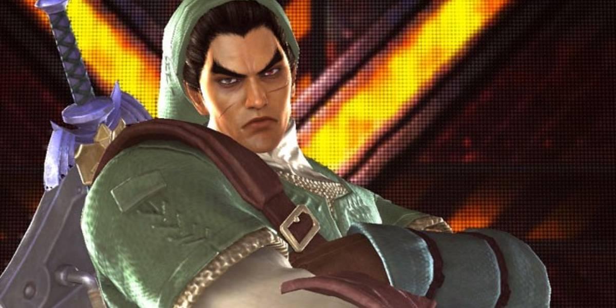 Tekken Tag Tournament 2 ocupará medio disco duro de Wii U