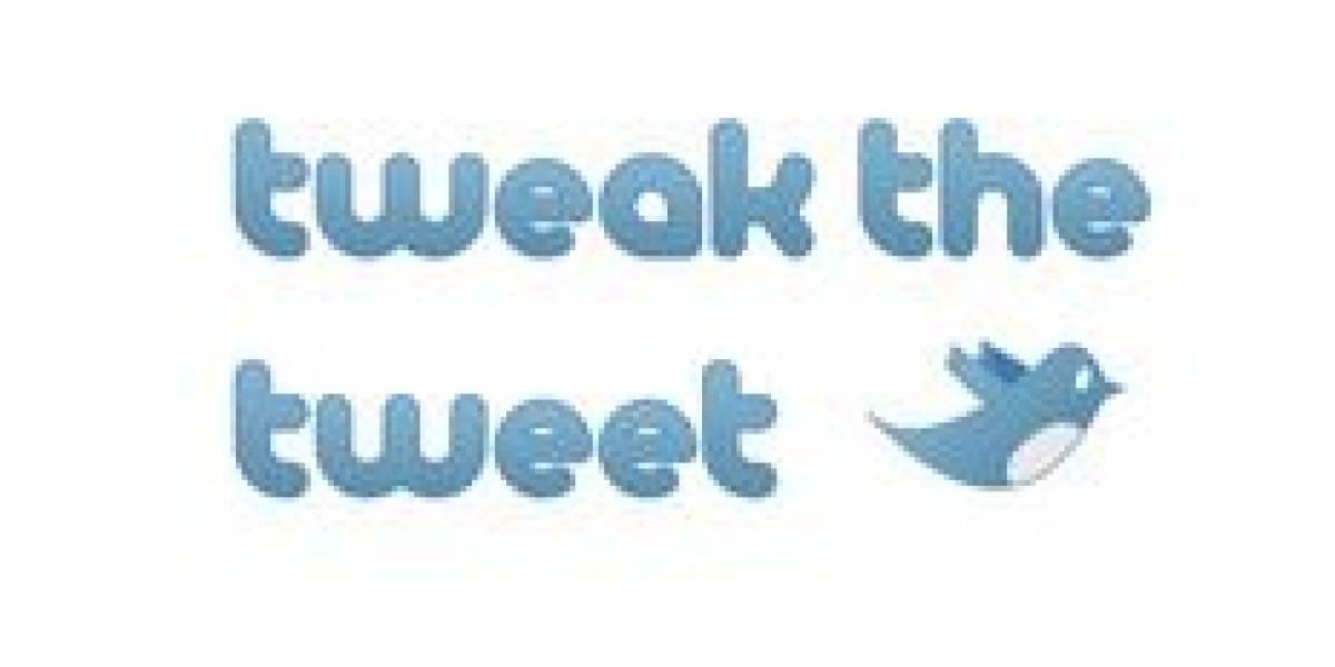 Tweak the Tweet: Sistema para ordenar tweets en caso de catástrofe