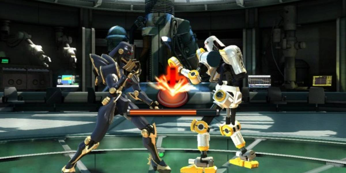 Así luce el modo Fight Lab en Tekken Tag Tournament 2