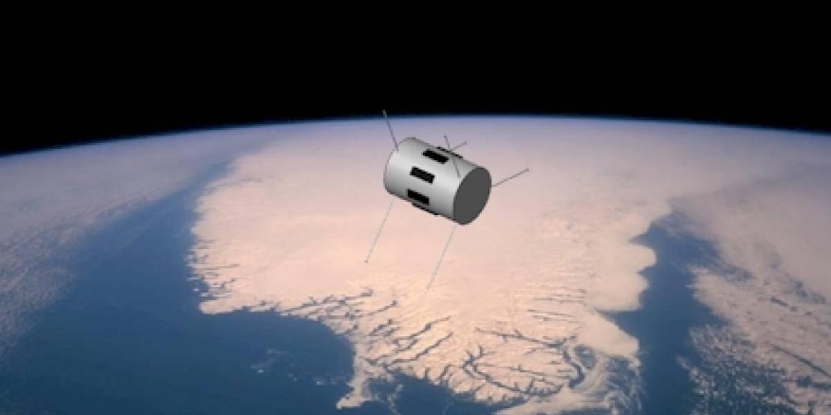 TubeSat: Satélite personal en órbita por USD$8,000