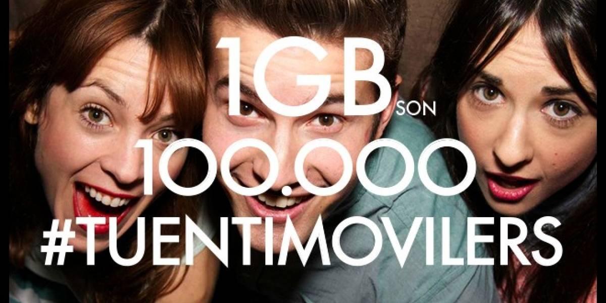 España: Tuenti Móvil llega a 100 mil usuarios