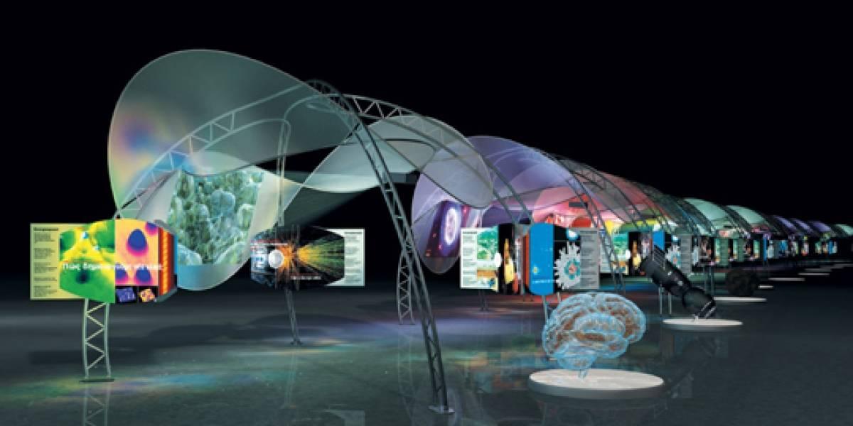 La expo alemana Túnel de la Ciencia pasará por Buenos Aires