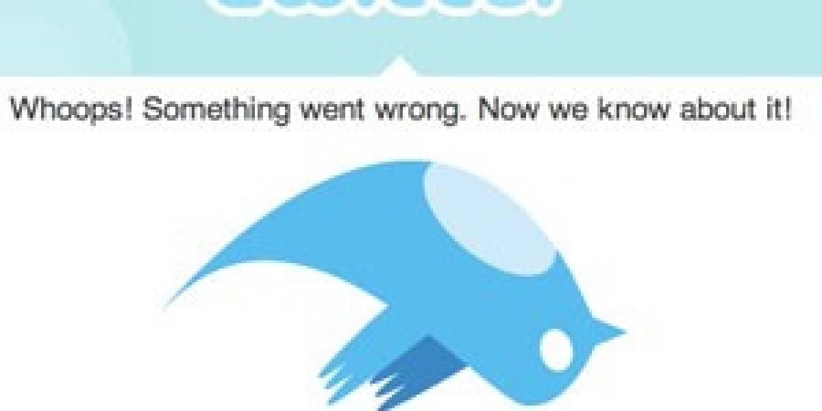 Error en Twitter bloquea a sus propios usuarios