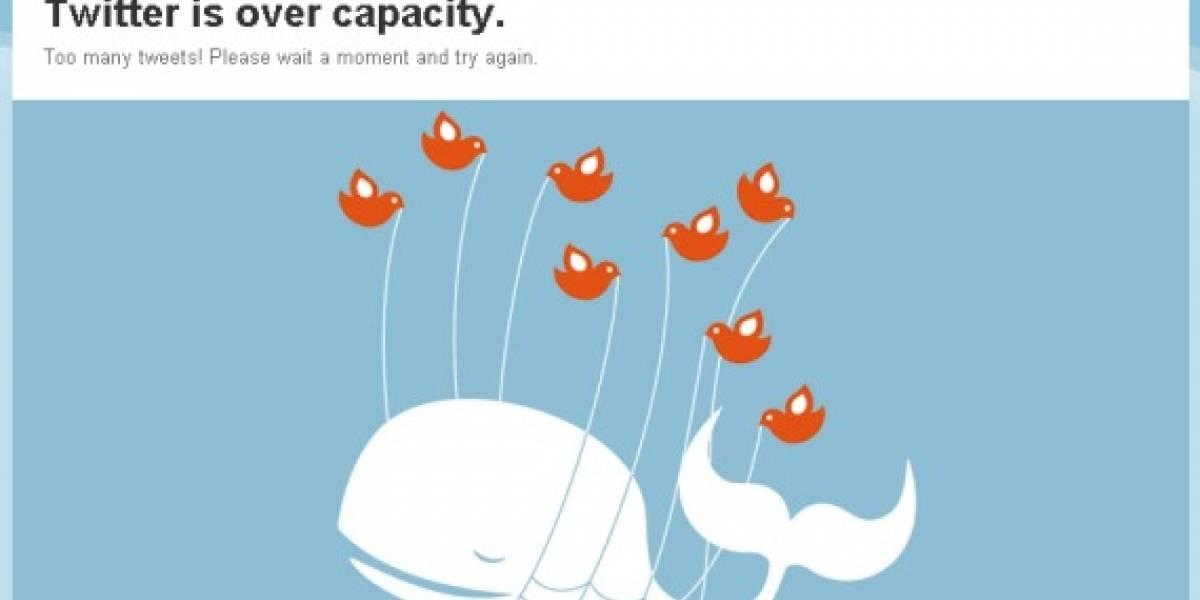 Se agripó Twitter