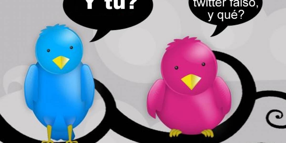 Grandes marcas no son dueños de sus Twitters