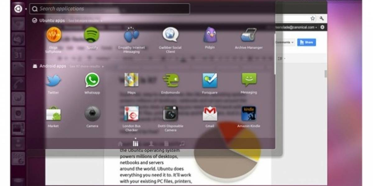 Híbridos con Ubuntu y Android verán la luz en 2014