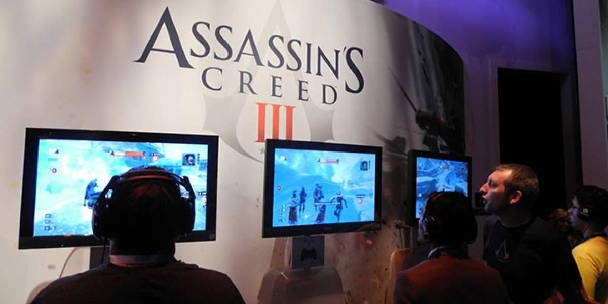 Ubisoft anuncia su lista de juegos para gamescom 2012