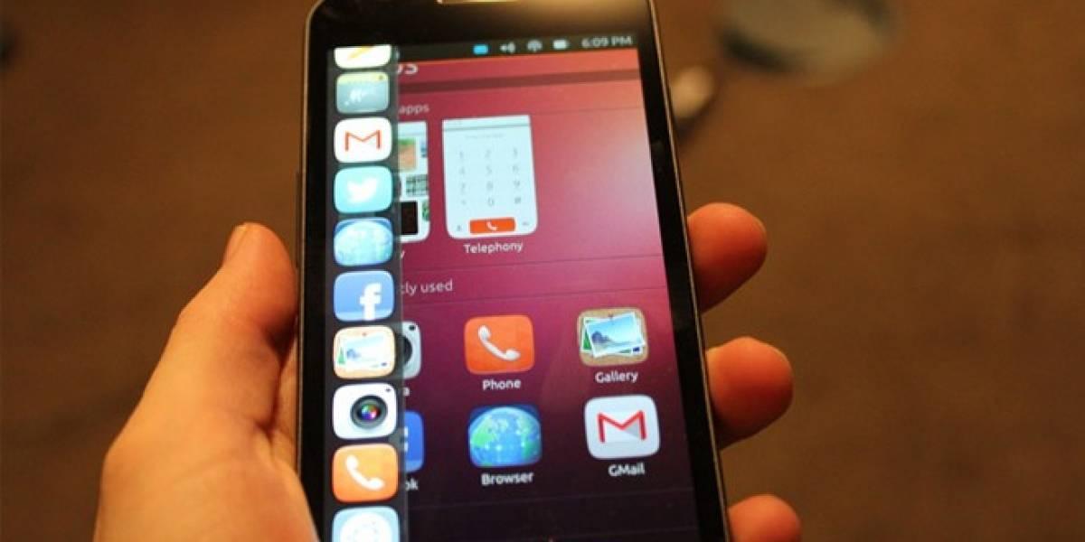 Canonical libera primera versión preliminar de Ubuntu Touch para tablets y smartphones