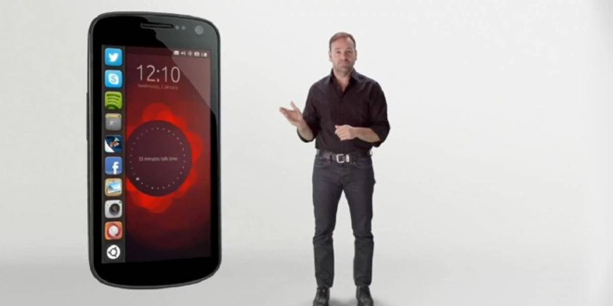 Ubuntu Phone OS lanzará sus primeros equipos en 2014