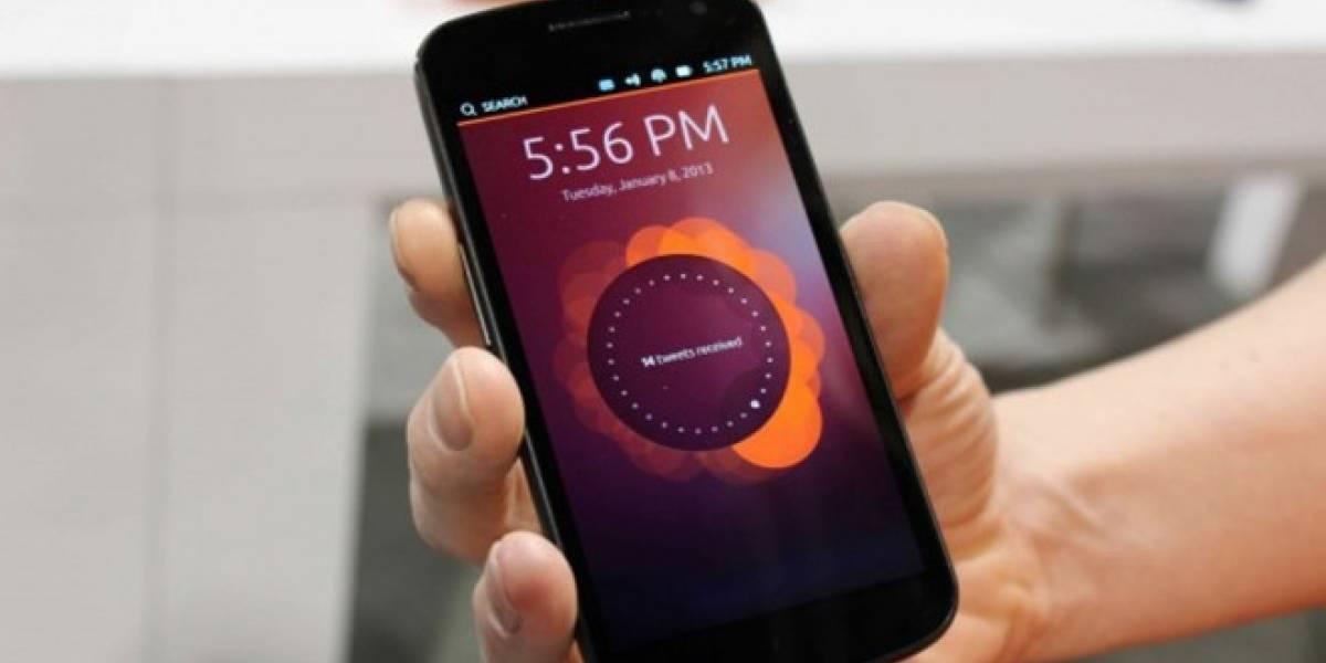 Habrá que esperar hasta 2015 para tener smartphones de grandes fabricantes con Ubuntu