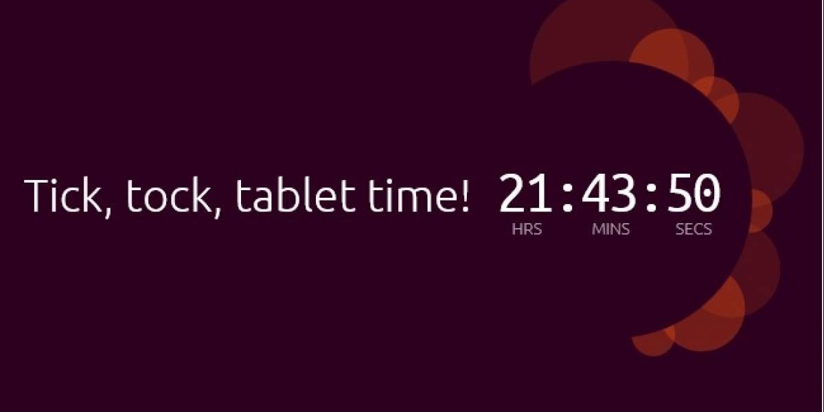 Canonical prepara el anuncio de Ubuntu Tablet para este martes