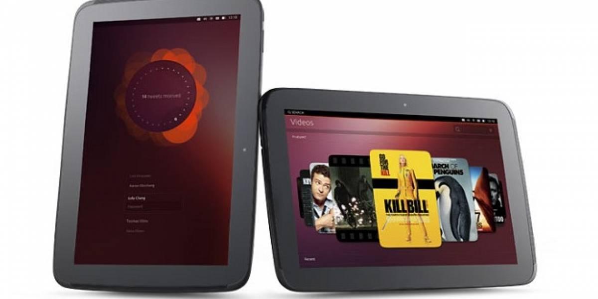 Ubuntu Tablet: Canonical anuncia oficialmente sistema operativo para tablets