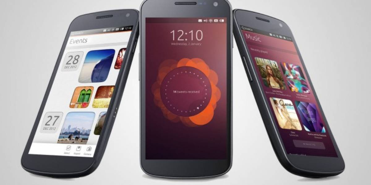Vodafone dará soporte a Ubuntu Touch OS
