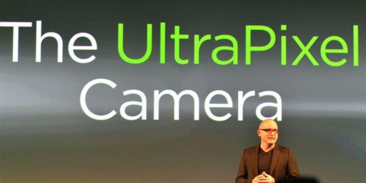 HTC One: ¿Qué son los Ultrapixeles?
