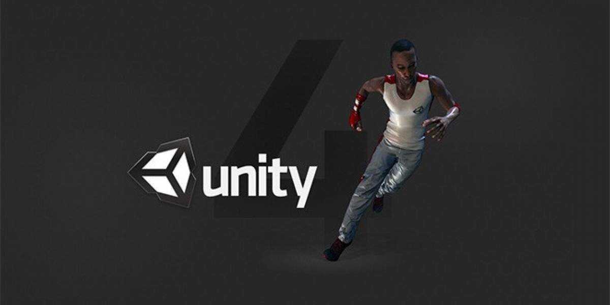 Atención desarrolladores, motor Unity 4 anunciado