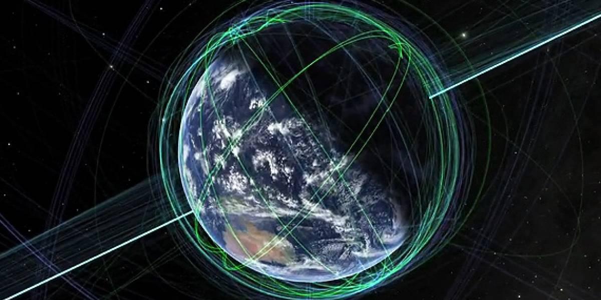 Imperdible: Simulación en video del Universo observable