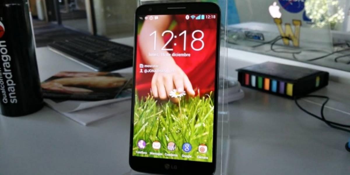 LG G2 se actualiza a Android 4.4 KitKat en Corea del Sur