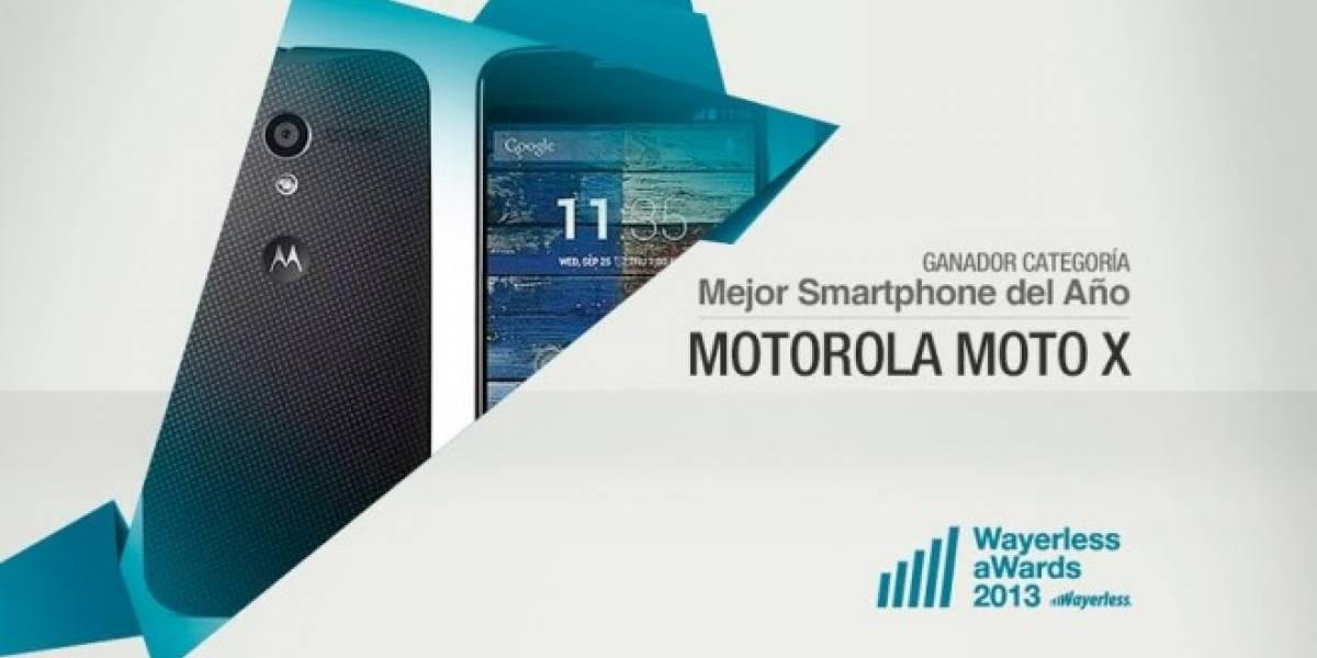 Motorola Moto X es el Smartphone del Año 2013 [W aWards]