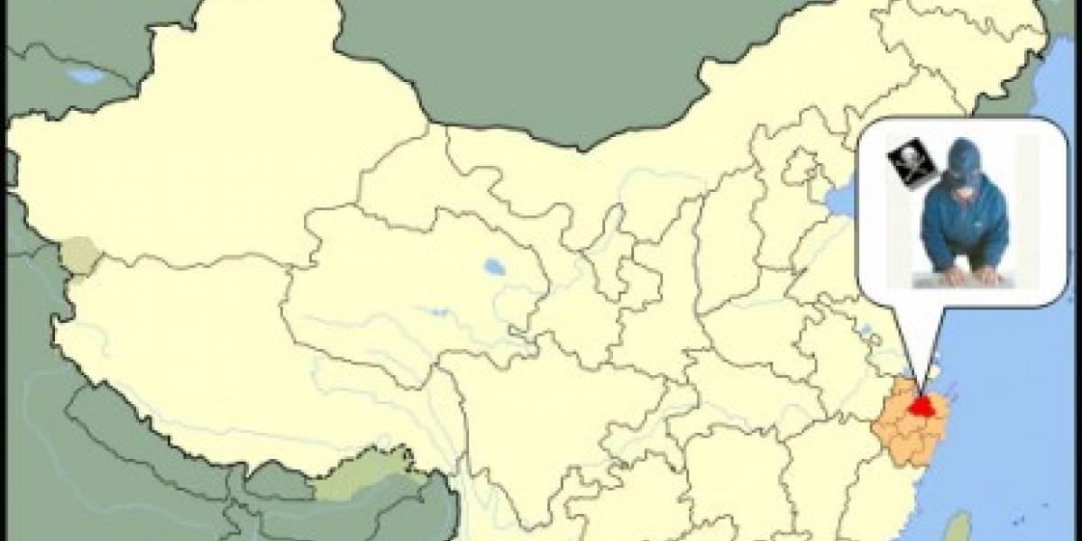 Shaoxing, capital mundial del ciber-espionaje