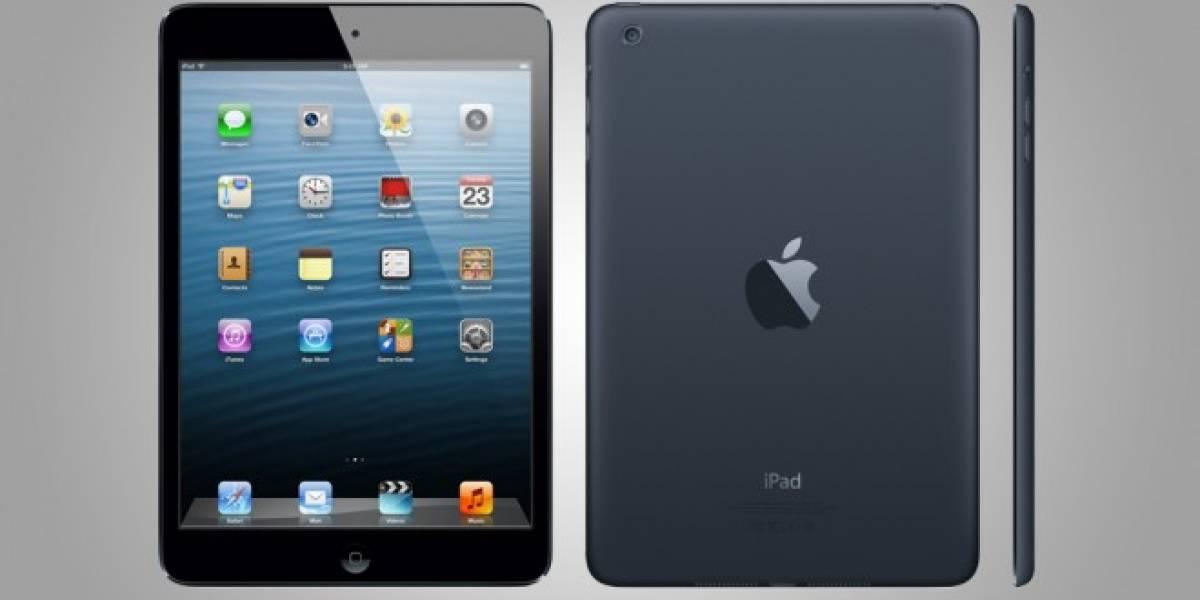 Los nuevos iPads serían presentados este 22 de octubre en un nuevo evento de Apple