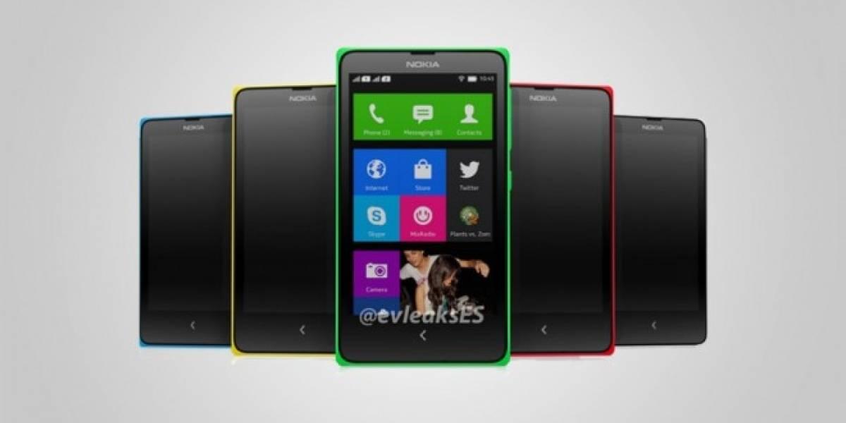 Nokia X con Android aparece en un nuevo Benchmarks