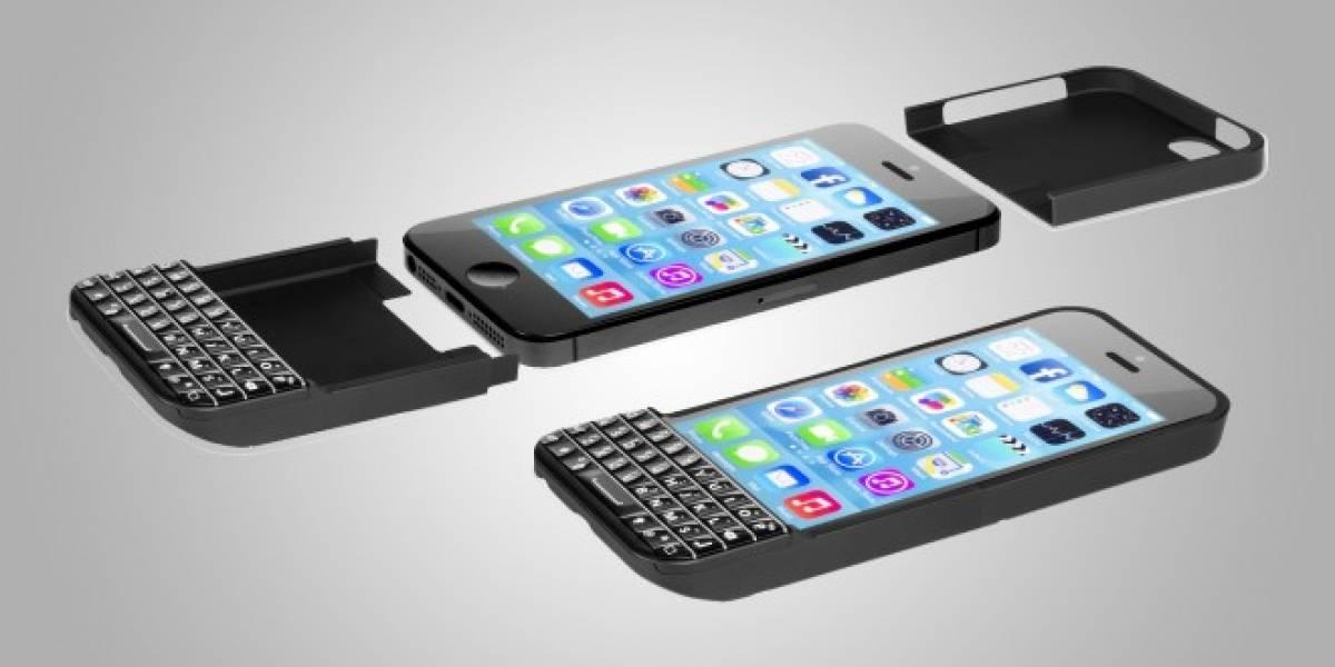 BlackBerry demanda a Ryan Seacrest por un accesorio para iPhone