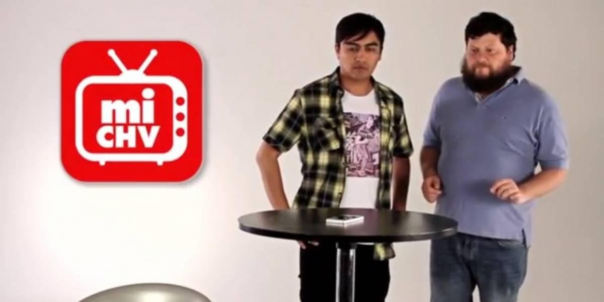 Chilevisión lanza aplicación para tomar el control de la programación