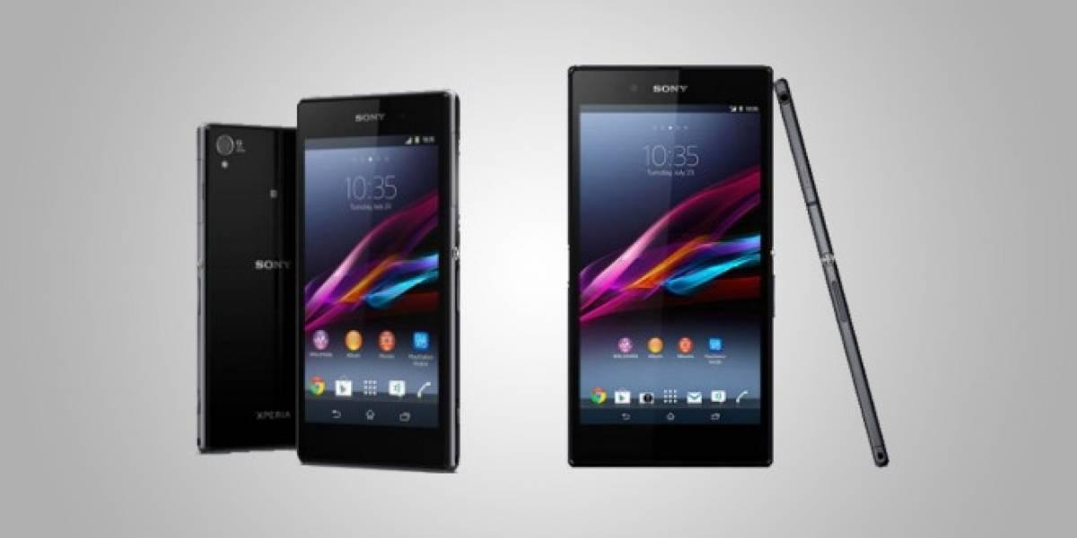 Llega Android 4.3 Jelly Bean para los Sony Xperia Z1 y Xperia Z Ultra