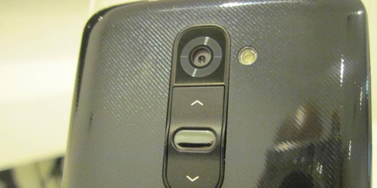 LG G2 Pro tendrá una mejor cámara y grabación de video en 4K Ultra HD