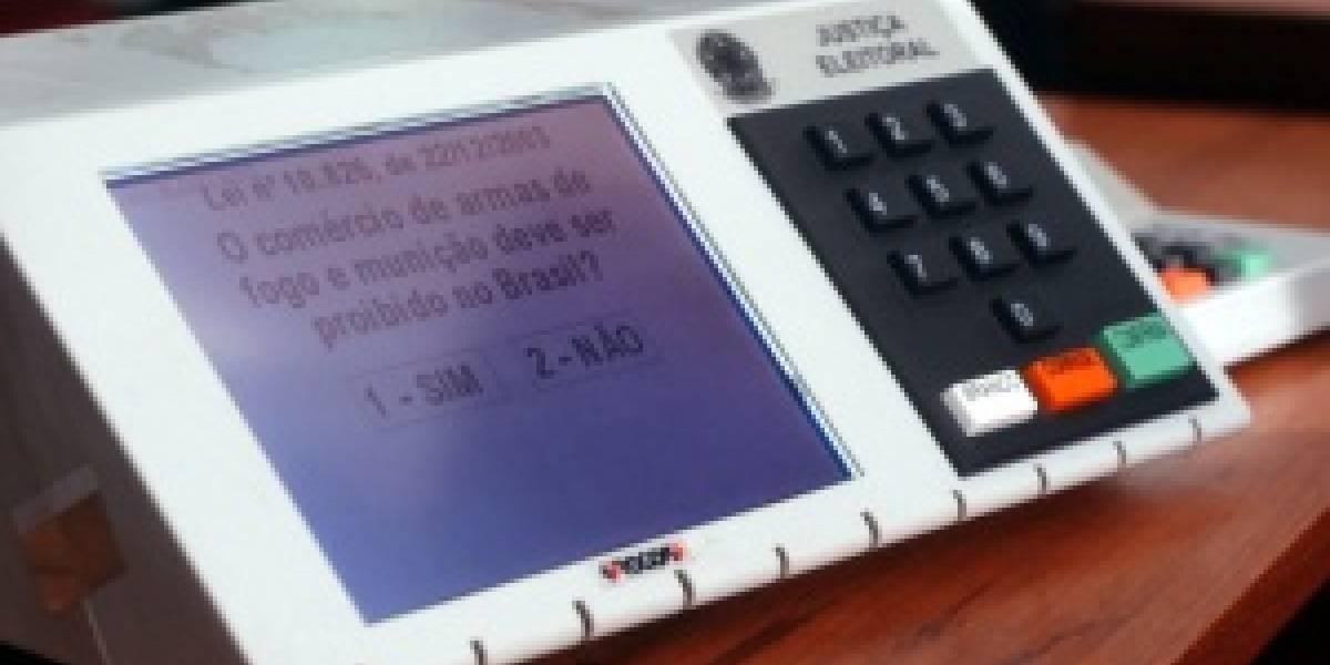 Hackers brasileños no pudieron vulnerar urnas electrónicas
