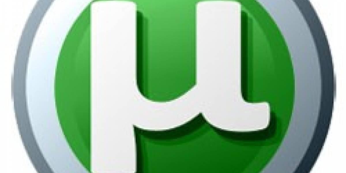 uTorrent va en ayuda de los ISP