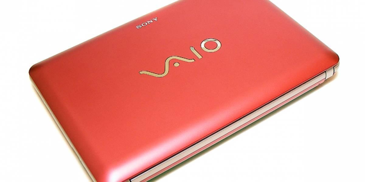 CHWLabs: Sony Vaio W Series