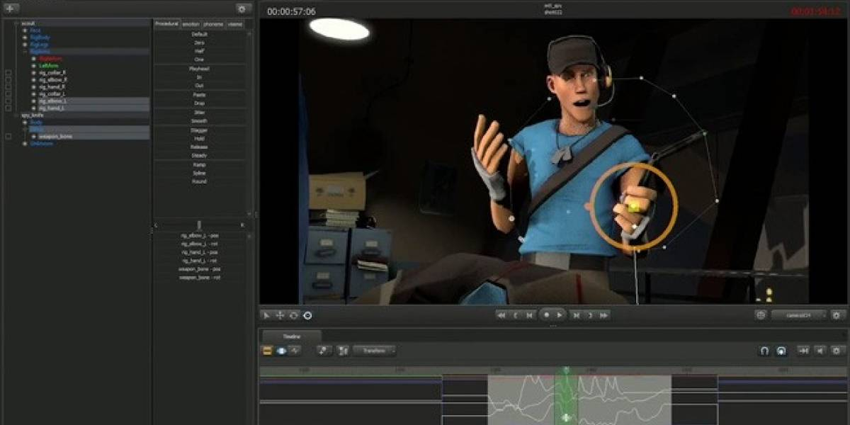 Valve anuncia Source Filmmaker, para que hagas tus propias películas