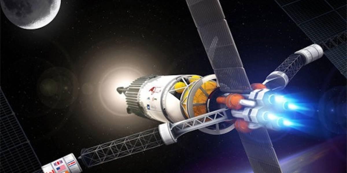 Ad Astra trabaja en un cohete para llevar al hombre a Marte en 39 días