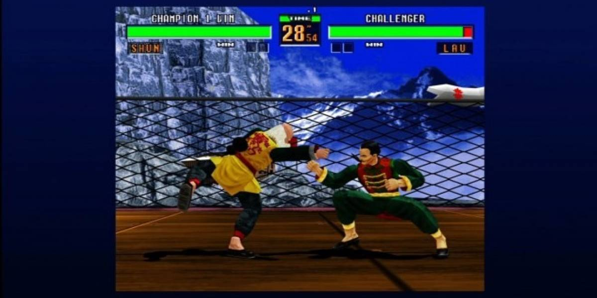 Virtua Fighter 2 estará disponible muy pronto en XBLA y PSN