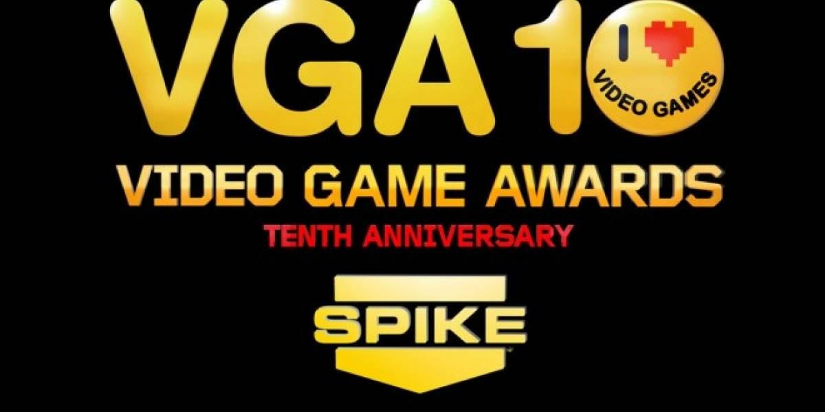 Esto es lo que sucedió en los VGA 2012