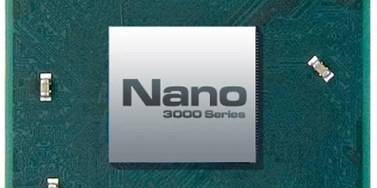 VIA introduce nuevo Nano 3000
