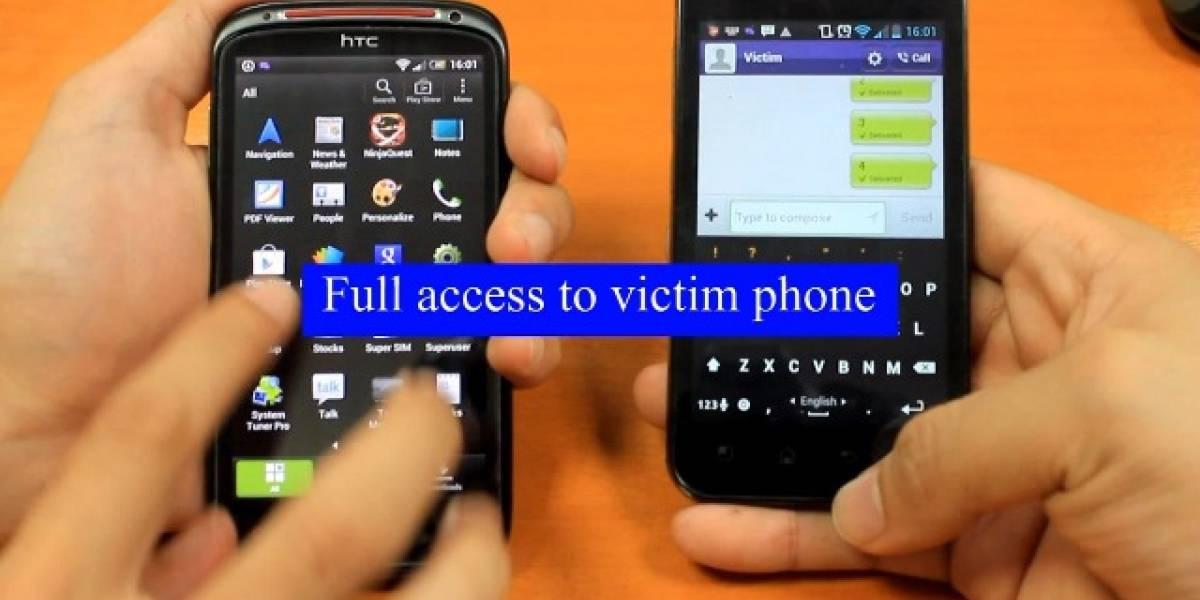 Descubren vulnerabilidad de Viber que permite omitir la pantalla de bloqueo en Android