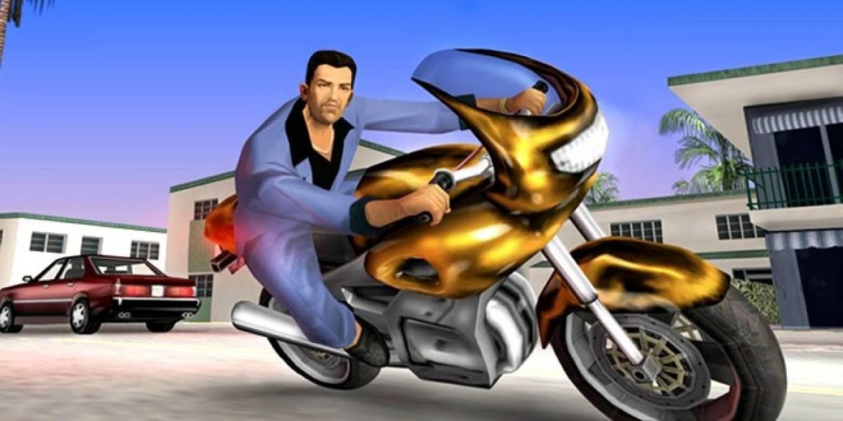 Retiran a GTA: Vice City de Steam