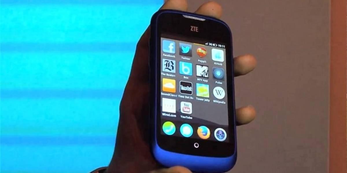 MWC13: Ve a Firefox OS en acción en este video