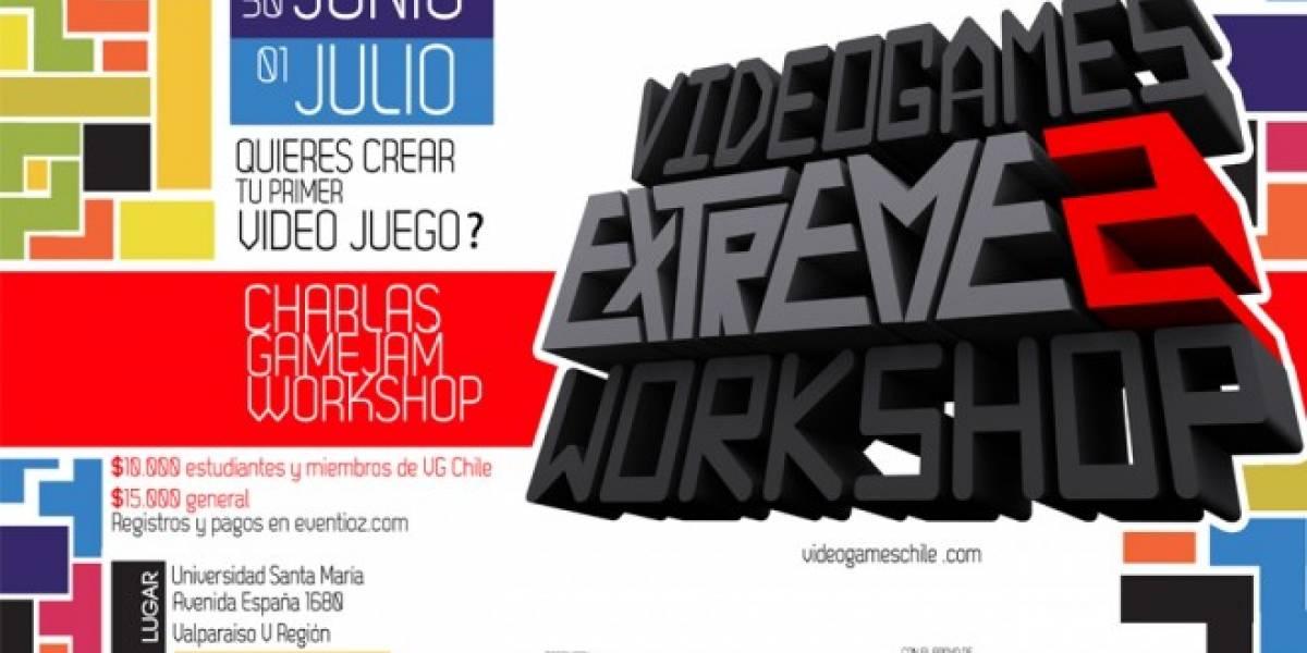 Chile: Taller de videojuegos a partir de mañana en Valparaíso
