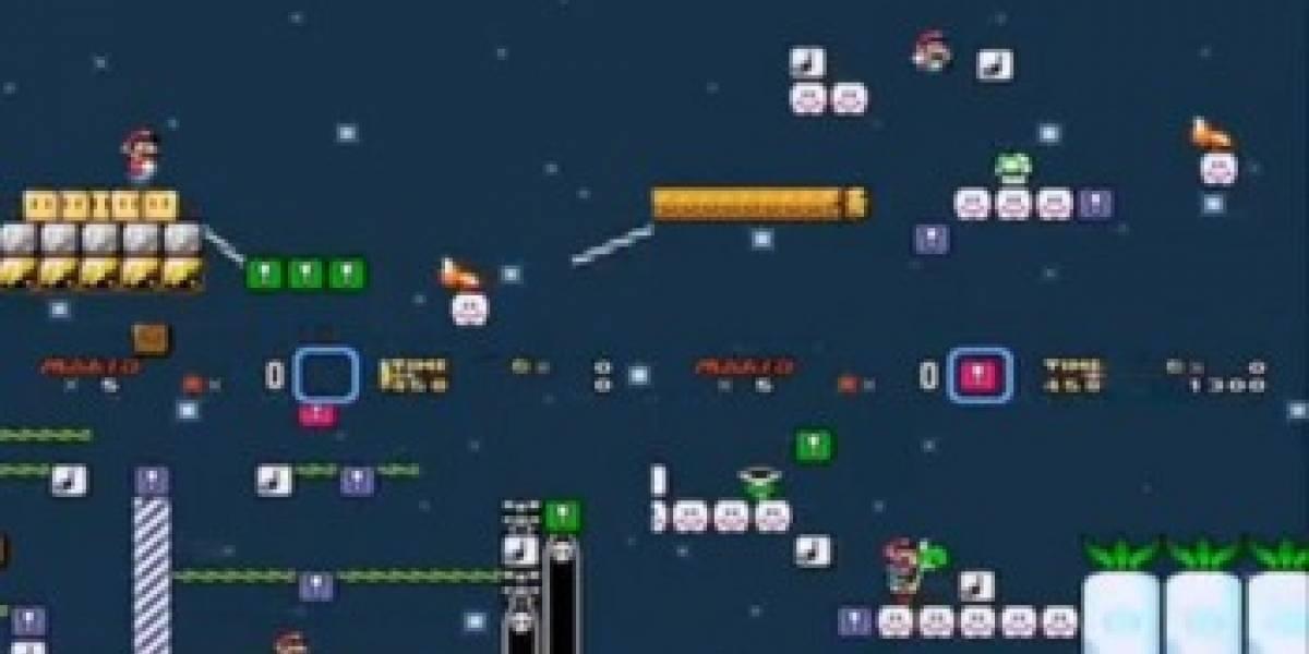 """Video: Super Mario """"interpreta"""" clásico de Queen"""