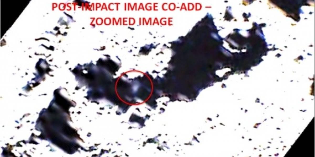 La NASA habría sobredimensionado el impacto de la sonda LCROSS