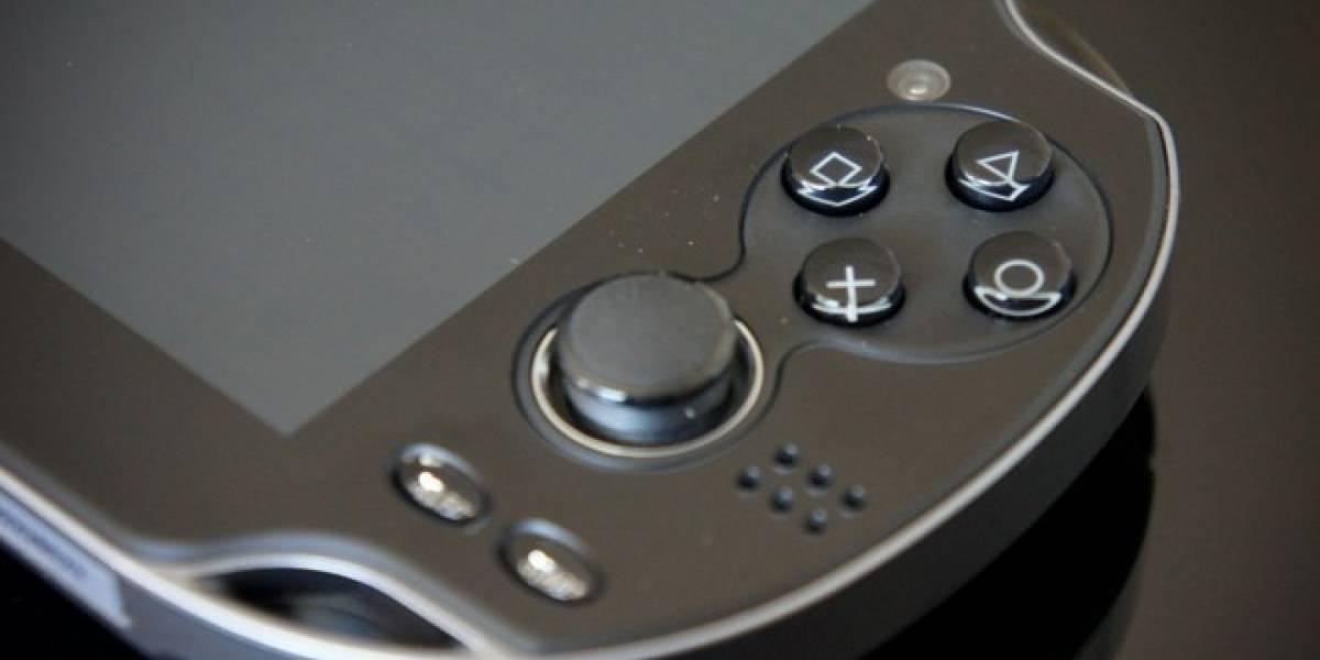La PS Vita ya cuenta con un nuevo firmware