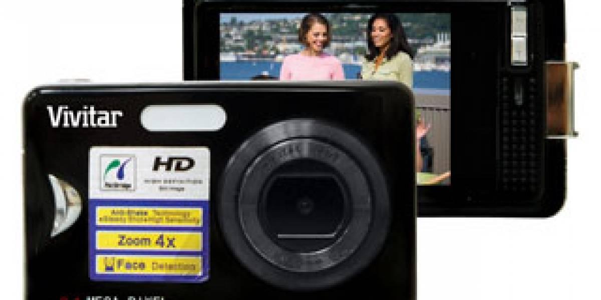 CES10: Sakar lanza nuevas cámaras digitales Vivitar