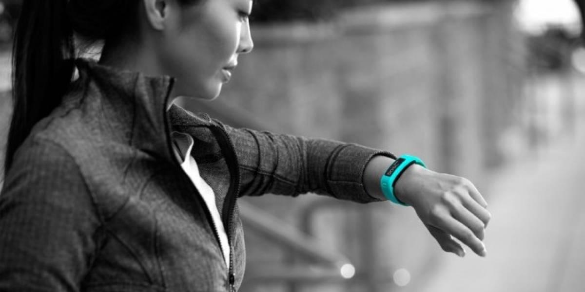 Garmin presenta su pulsera deportiva Vívofit #CES2014