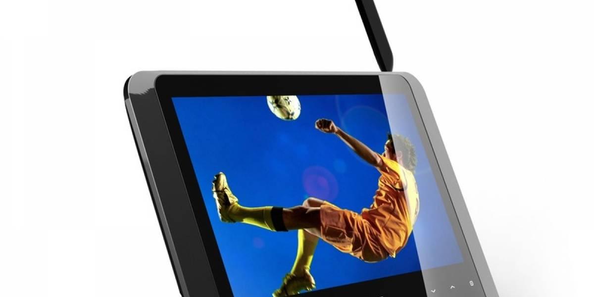 CES10: VIZIO con TV móvil y tecnología LED