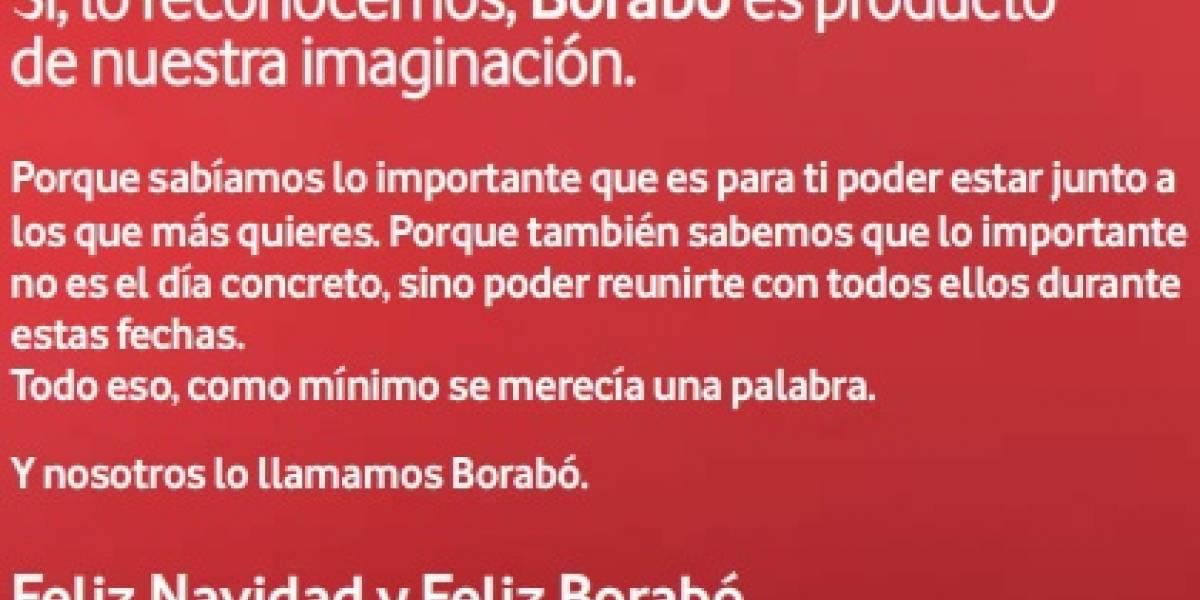 Vodafone violó la Wikipedia para dar peso a su campaña navideña, pero los pillaron