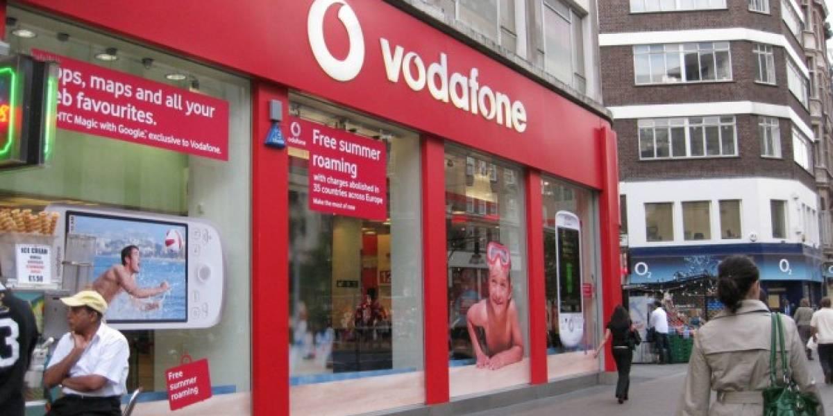 Vodafone recibirá 130.000 millones de dólares por Verizon